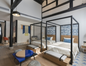 Dariel Studio--湖州新中式精品酒店