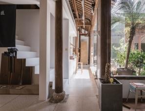 图灵空间设计--南京宅匠工作室