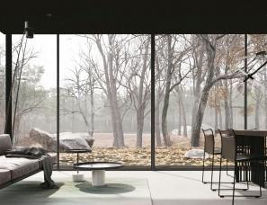 Gotvyansky设计--私人的庇护所