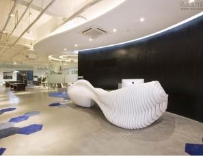 意大利尤尼特作品 | 玛莎商学院办公室设计