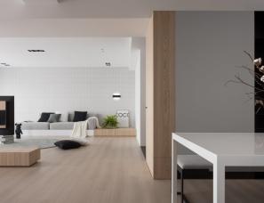 天沐设计--单纯简约的空间本质