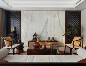 深圳昊泽空间设计--合肥建发雍龙府洋房样板房E1户型