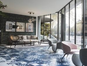 Michaelis Boyd设计--Kimpton De Witt酒店