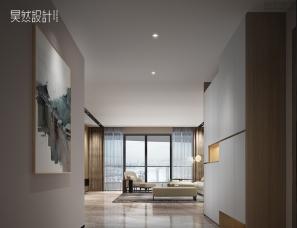 昊然设计--新世纪豪园7D,258㎡现代