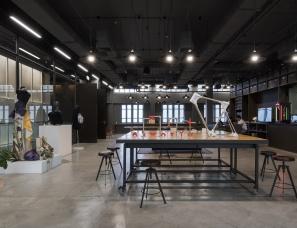 Department of Architecture设计--泰国创意及设计中心
