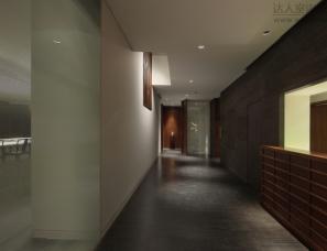 吕永中设计--上海福和慧素食餐厅