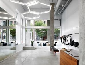 Best Practice--西雅图Likelihood男装和运动鞋精品店