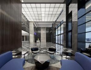 办公大楼室内 | 凌峰装饰