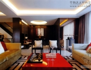 深圳十大设计师戴勇别墅样板房设计作品 盛世中国