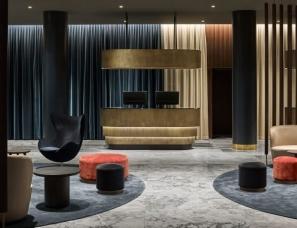 SPACE Copenhagen设计--丹麦Royal Hotel酒店