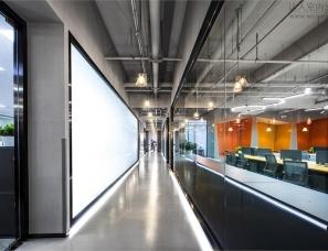 CCDI卝智室内设计--上海三瑞高分子办公空间