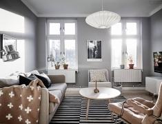 极致优雅的灰色空间
