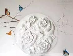 美到窒息的现代工艺复古陶瓷艺术品