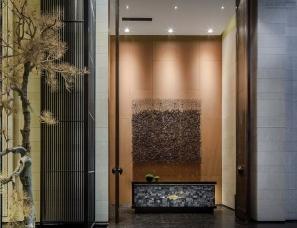 上海牧笛设计--合肥绿都少荃府售楼处