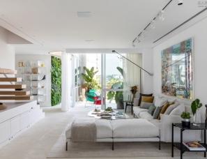 Tria Arquitetura--重建一家90年代的公寓