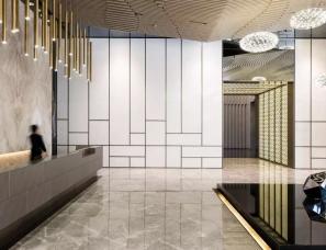 DIA丹健国际设计-- 华润华发静安府体验中心