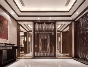 【成象设计】林泉之内有天地——2014济南最美中式别墅