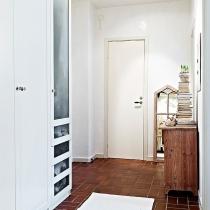54平米森林系北欧风情侣公寓