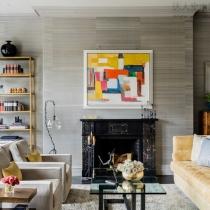 Terrat榆树室内设计--Beacon Hill Brownstone