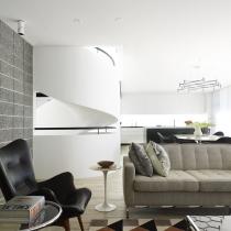 Gregn Natale 设计丁尼生的房子