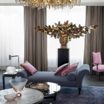 英国Kate Hume设计--城市公寓