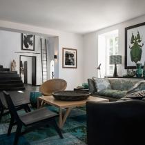 英国Kate Hume设计--法国乡间别墅