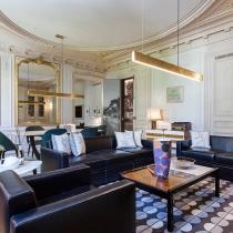 Mathieu Fiol设计--Saint Germain des Pres