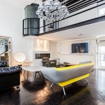 Mathieu Fiol设计--Appartement Rue Bonaparte