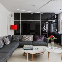 Mathieu Fiol设计--Appartement-Grand Rex