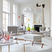 Teresa Sapey Estudio设计--伦敦的折衷阿尔伯特法院公寓