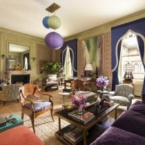Alexa Hampton 设计--Kips Bay Decorator Show House