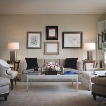 Alexa Hampton 设计--West Side Apartment